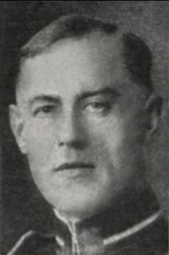 Commander Selwyn Day RNR